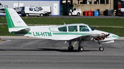 LN-HTM - Grumman American GA-7 Cougar - Rørosfly AS