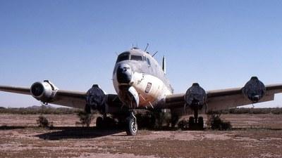 N44912 - Douglas C-54B Skymaster - Biegert Aviation