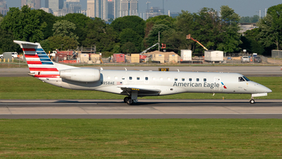 A picture of N858AE - Embraer ERJ140LR - American Airlines - © Yan777