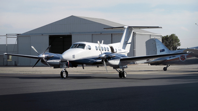 VH-ITH - Beechcraft 200 Super King Air - Interair