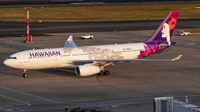 N361HA - Airbus A330-243 - Hawaiian Airlines
