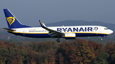 EI-DLN - Boeing 737-8AS - Ryanair