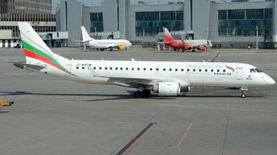 LZ-BUR - Embraer 190-100IGW - Bulgaria Air