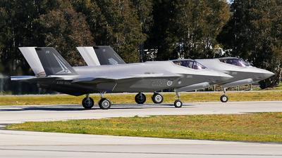 A35-026 - Lockheed Martin F-35A Lightning II - Australia - Royal Australian Air Force (RAAF)