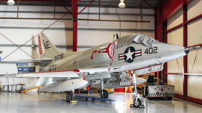 NX2262Z - Douglas A-4C Skyhawk - Private