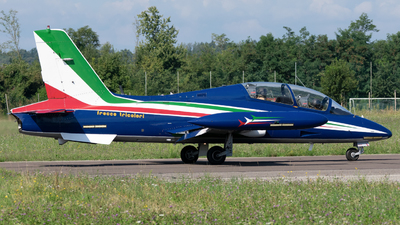 MM54551 - Aermacchi MB-339PAN - Italy - Air Force