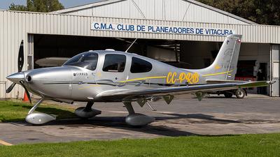 CC-PRB - Cirrus SR22-GTS G3 Turbo - Private