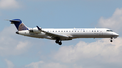 N154GJ - Bombardier CRJ-702 - United Express (GoJet Airlines)