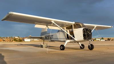 N2950T - Aero Commander 100 - Private