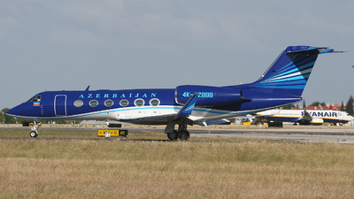 4K-AZ888 - Gulfstream G450 - SW Business Aviation