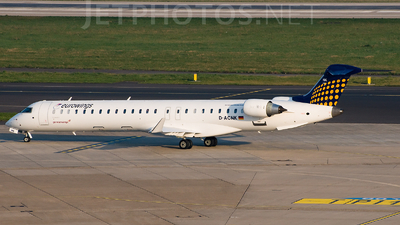 D-ACNK - Bombardier CRJ-900 - Eurowings