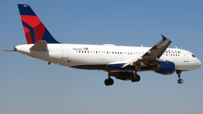 N324US - Airbus A320-211 - Delta Air Lines