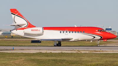 N506DJ - Dassault Falcon 2000 - Dumont Aviation