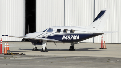 N497MA - Piper PA-46-350P Malibu Mirage - Private