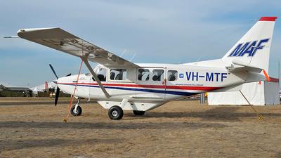 VH-MTF - Gippsland GA-8-TC320 Airvan - Mission Aviation Fellowship (MAF)