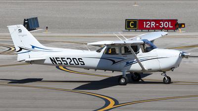 N5520S - Cessna 172S Skyhawk - Private