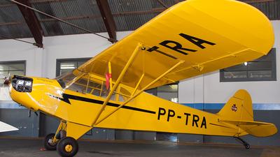 PP-TRA - Piper J-3C-65 Cub - Private