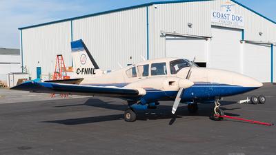 C-FNML - Piper PA-23-250 Aztec - Simpson Air
