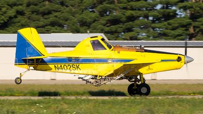 N402SK - Air Tractor AT-402B - Needmore Aviation