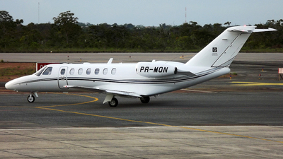 PR-MON - Cessna 525B CitationJet 3 - Private