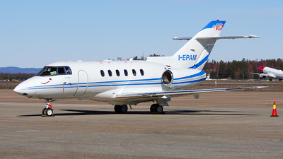 I-EPAM - Hawker Beechcraft 750 - Private