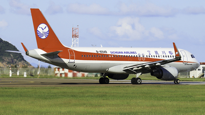 B-8948 - Airbus A320-214 - Sichuan Airlines