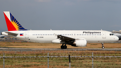 RP-C8388 - Airbus A320-214 - Philippine Airlines