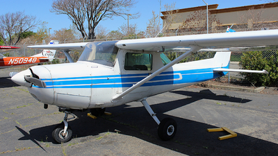 N4727H - Cessna 152 - Private