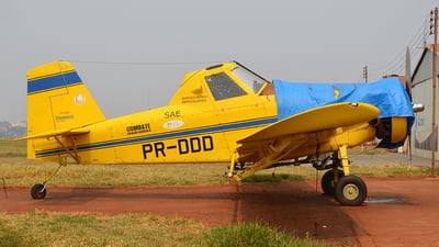 PR-DDD - Air Tractor AT-401 - Private
