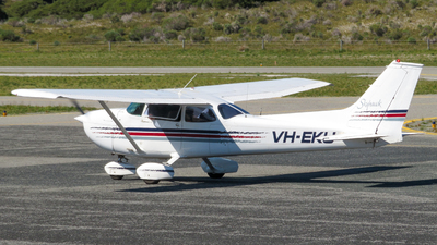 A picture of VHEKU - Cessna 172L Skyhawk - [17259909] - © Tai Morton