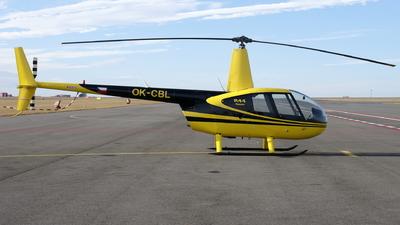 OK-CBL - Robinson R44 Raven - LPS - Letecké Práce a Služby