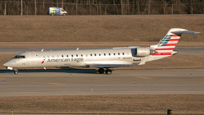 A picture of N540EG - Mitsubishi CRJ702ER - American Airlines - © Erik Goodfellow