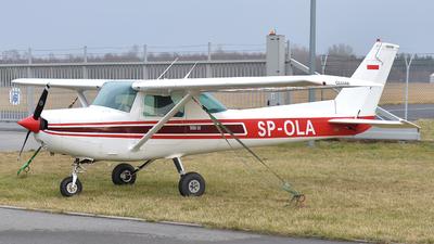 SP-OLA - Cessna 152 - Private