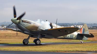 VH-XWE - Supermarine Spitfire Mk.XVIE - Private