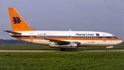 D-AHLI - Boeing 737-2K5(Adv) - Hapag-Lloyd