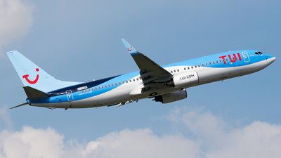 EI-FHO - Boeing 737-86N - TUI