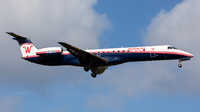 A picture of C6SAR - Embraer ERJ145LR - Western Air - © Kas van Zonneveld