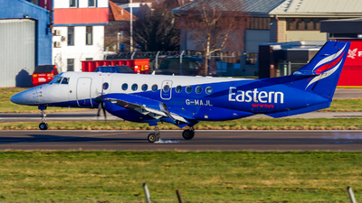 A picture of GMAJL - BAe Jetstream 41 - Eastern Airways - © Ethan Hew - p_nilly