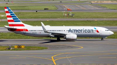 A picture of N806NN - Boeing 737823 - American Airlines - © OCFLT_OMGcat