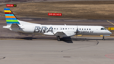 A picture of SEMFF - Saab 2000 - [2000038] - © Brandon Giacomin