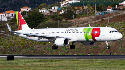 A picture of CSTJO - Airbus A321251NX - TAP Air Portugal - © Nelson Sousa