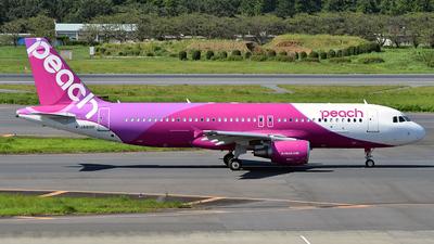 JA819P - Airbus A320-214 - Peach Aviation