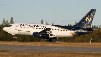 C-GTUK - Boeing 737-2B6C(Adv) - Nolinor Aviation