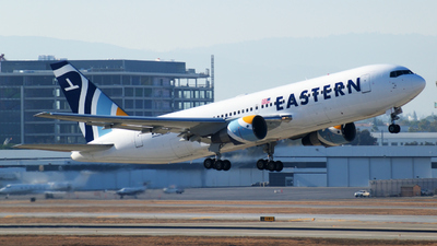 N603KW - Boeing 767-246 - Eastern Airlines