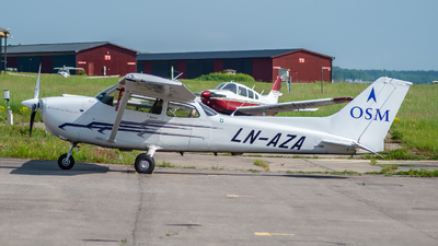 LN-AZA - Cessna 172S Skyhawk SP - Scandinavian Aviation Academy
