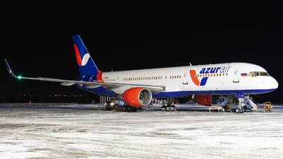 A picture of VQBKB - Boeing 7572Q8 - Azur Air - © Arkady Perevoznikov