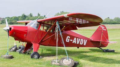 A picture of GAVDV - Piper PA22150 Caribbean - [223752] - © Dutch