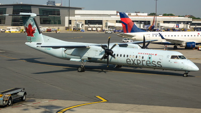 C-GGNY - Bombardier Dash 8-Q402 - Air Canada Express (Jazz Aviation)