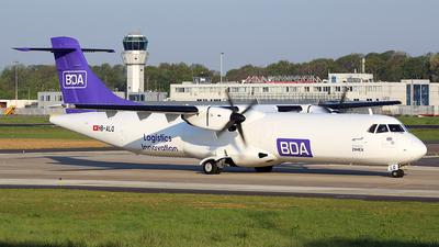HB-ALQ - ATR 72-202(F) - Zimex Aviation