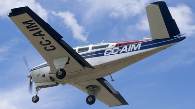 CC-AIM - Beechcraft V35B Bonanza - Private